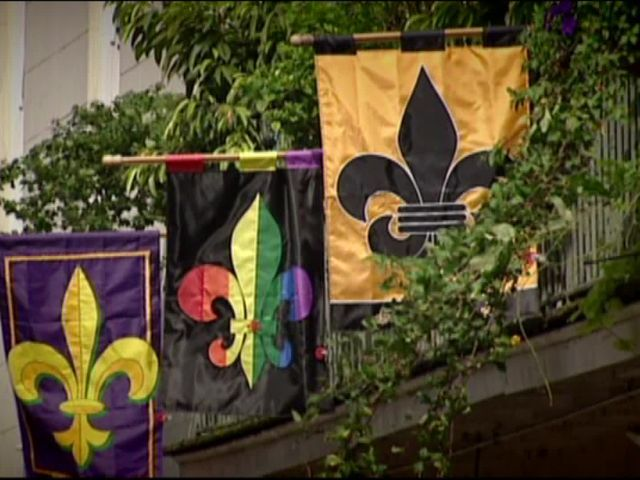 Historians say fleur de lis has troubled history. Should they take that away too?