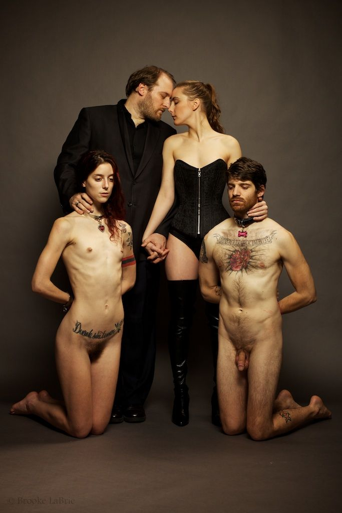 Bondage submission domination married couples