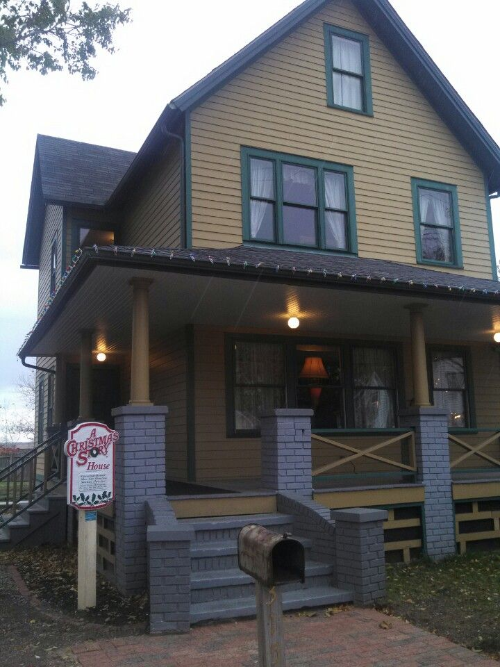 a christmas story house museum in cleveland oh