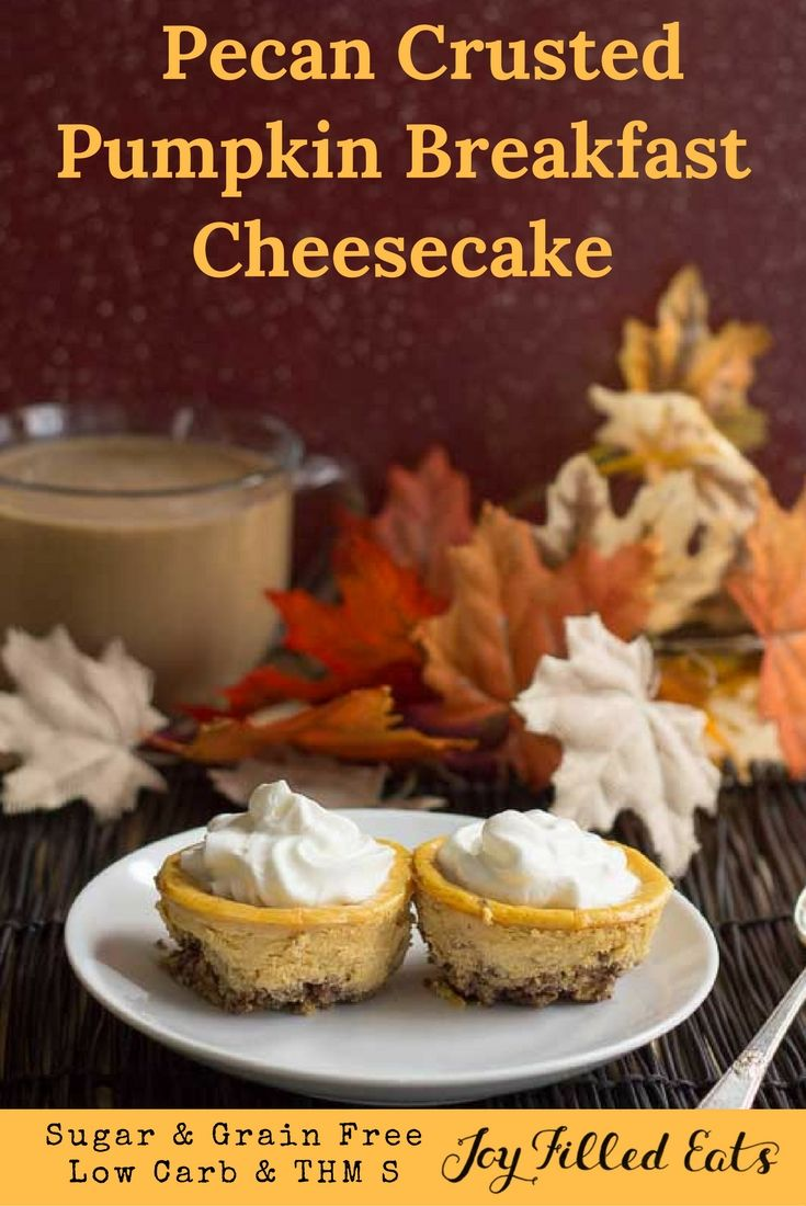 How Can Anyone Not Love Pumpkin Cheesecake It Is Rich And Creamy