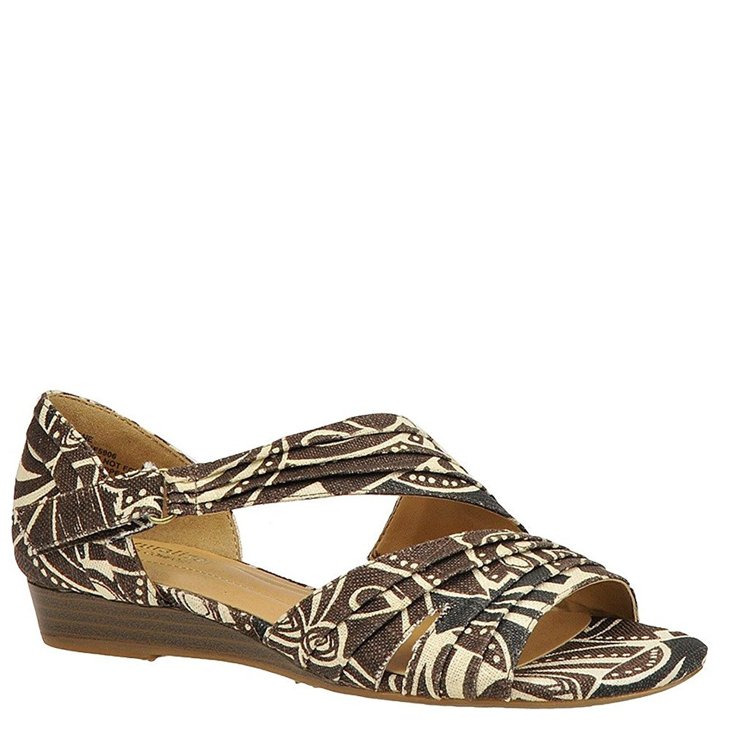 abc5f109cb84a Naturalizer Women s Jane Flat    Find out more details by clicking the  image   Naturalizer sandals