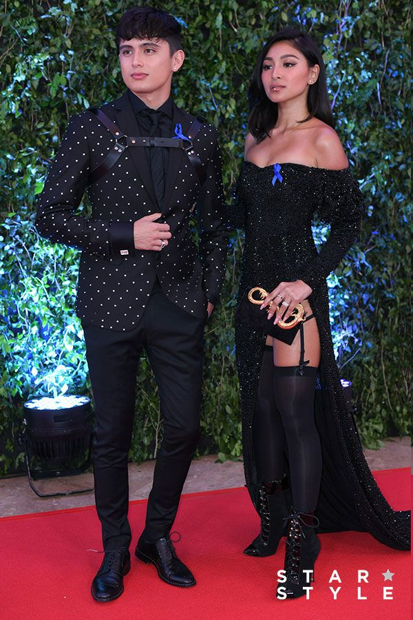 The 15 Most Stylish Pairs At The ABSCBN Ball 2018