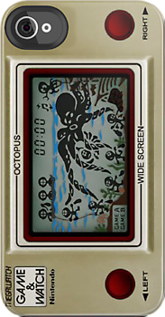 Game Octopus by G3no