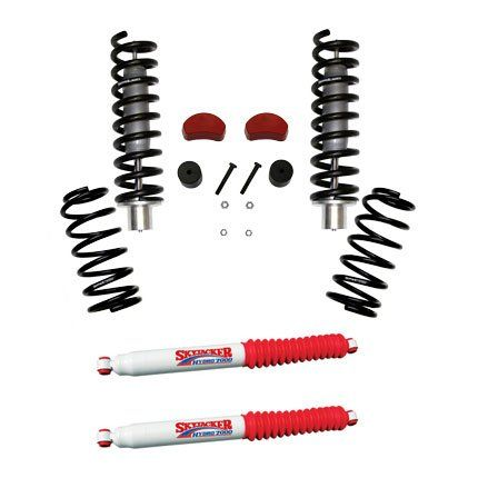 Skyjacker 2 5 Inch Jeep Liberty Kj Suspension Lift Kit Jeep