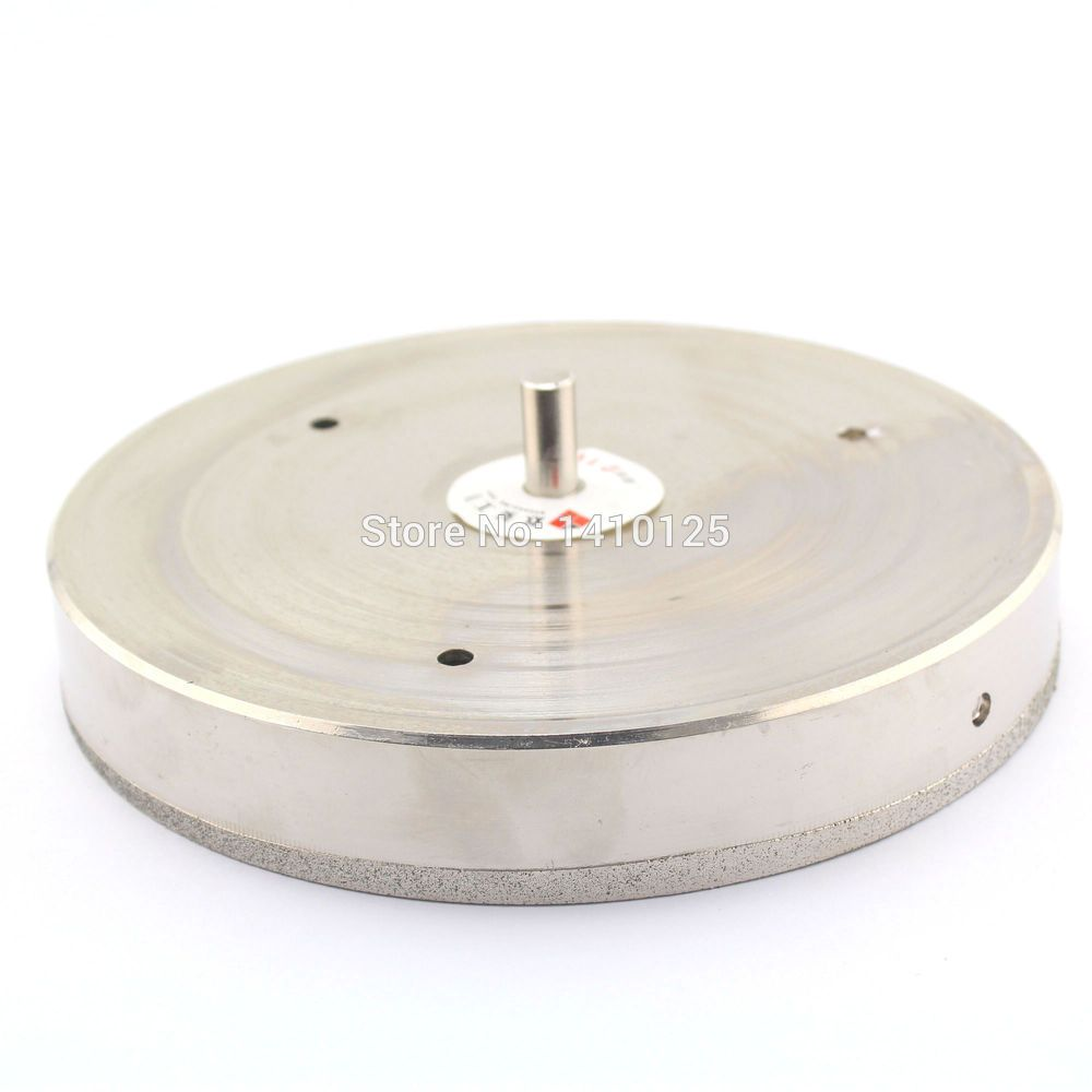 210 Mm 8 3 8 Inch Diamond Core Drill Bit Hole Saw Cutter Coated Masonry Drilling For Glass Tile Ceramic Ston Glass Tile Diamond Core Drill Bits Marble Granite