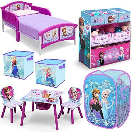 Disney Delta Children Frozen Elsa And, Frozen Bedroom Furniture