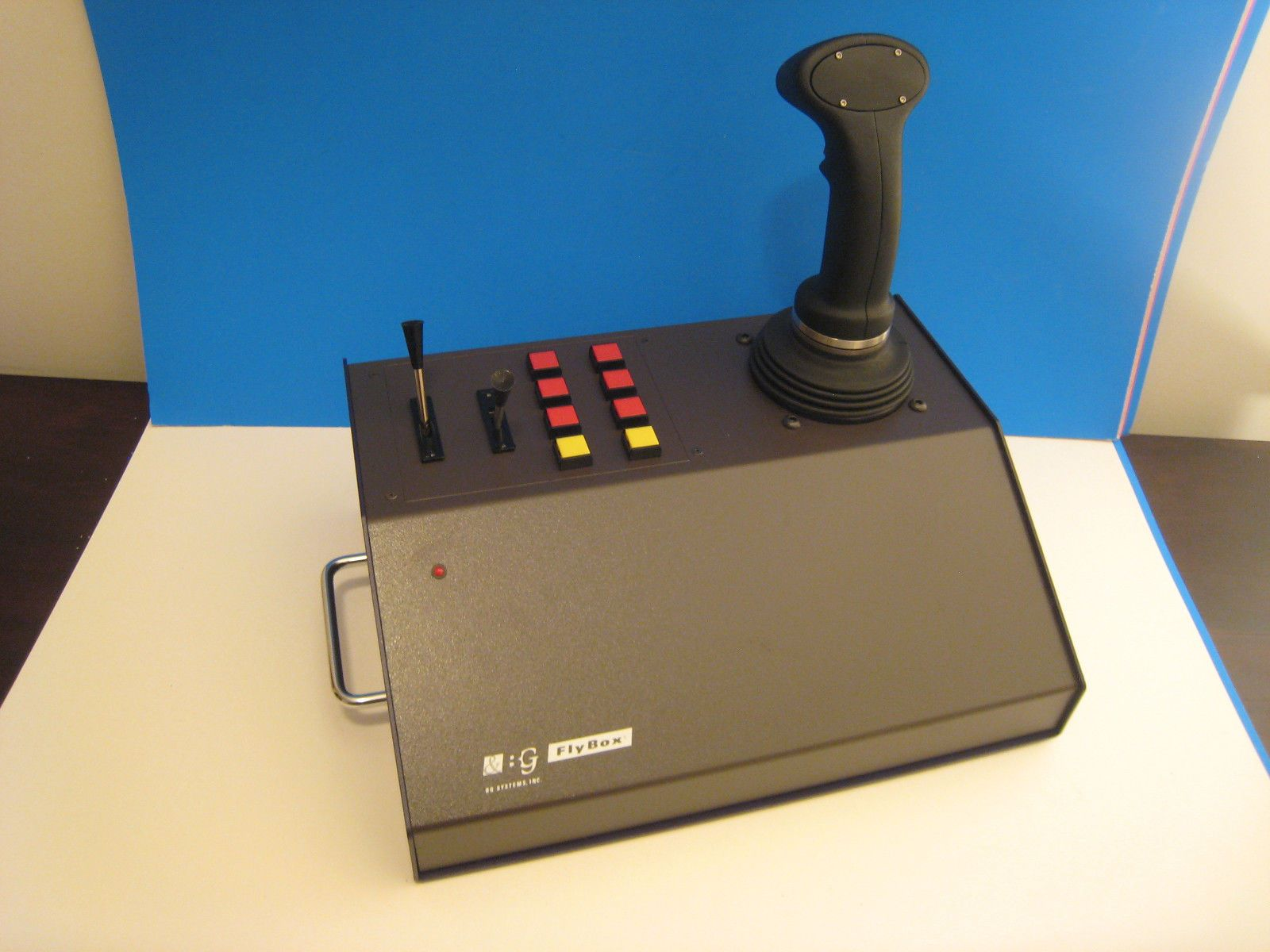 Details About Bg Systems Flybox Lv824 Joystick Mouse