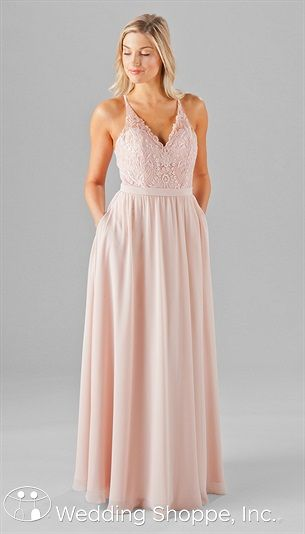 Kennedy Blue Iris | Embroidered Lace & Chiffon Bridesmaid Dress | Kennedy  Blue Dresses & Accessories | Pinterest | Chiffon bridesmaid dresses,  Wedding and ...