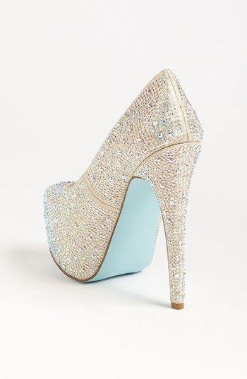 Blue by Betsey Johnson \'Wish\' Pump | Nordstrom | Wedding Ideas ...