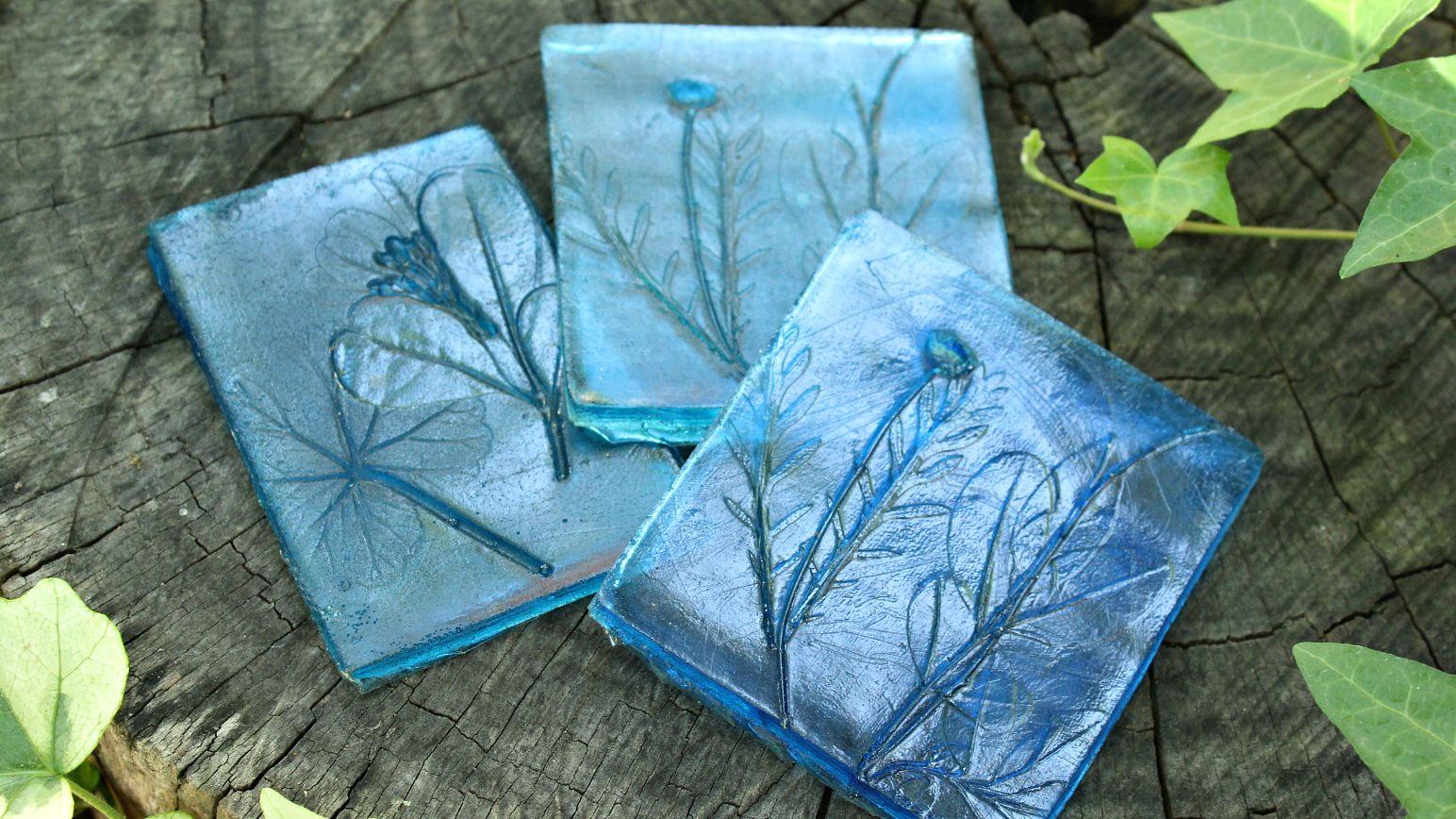 Mark Montano: Resin Nature Tiles | Tile | Pinterest | Resin, Kitchen ...