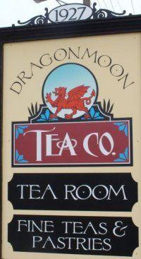 Dragon Moon Tea Co 1 Location Tulsa Ok Cute Little Tea