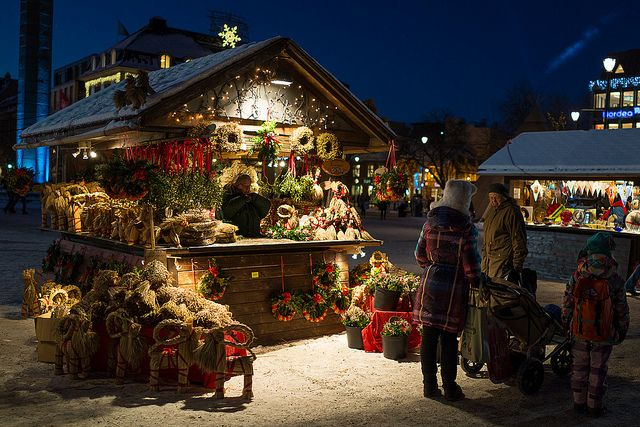 christmas market trondheim norway ive been to trondheim but not at christmas