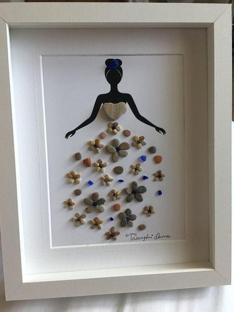 dress pebble art kreativ. Black Bedroom Furniture Sets. Home Design Ideas
