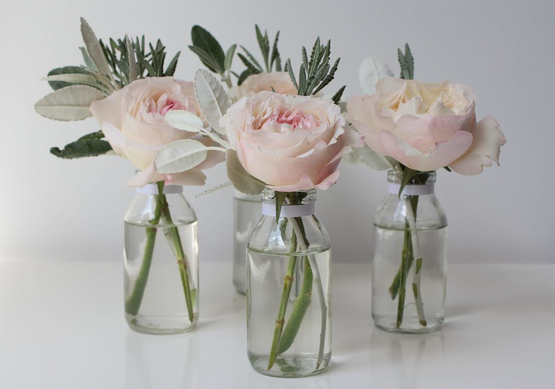 Good Size For Small Poseur Table Arrangements X4 But With