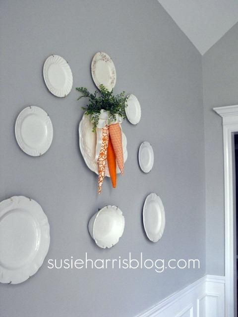 Fabric carrots for spring - too cute