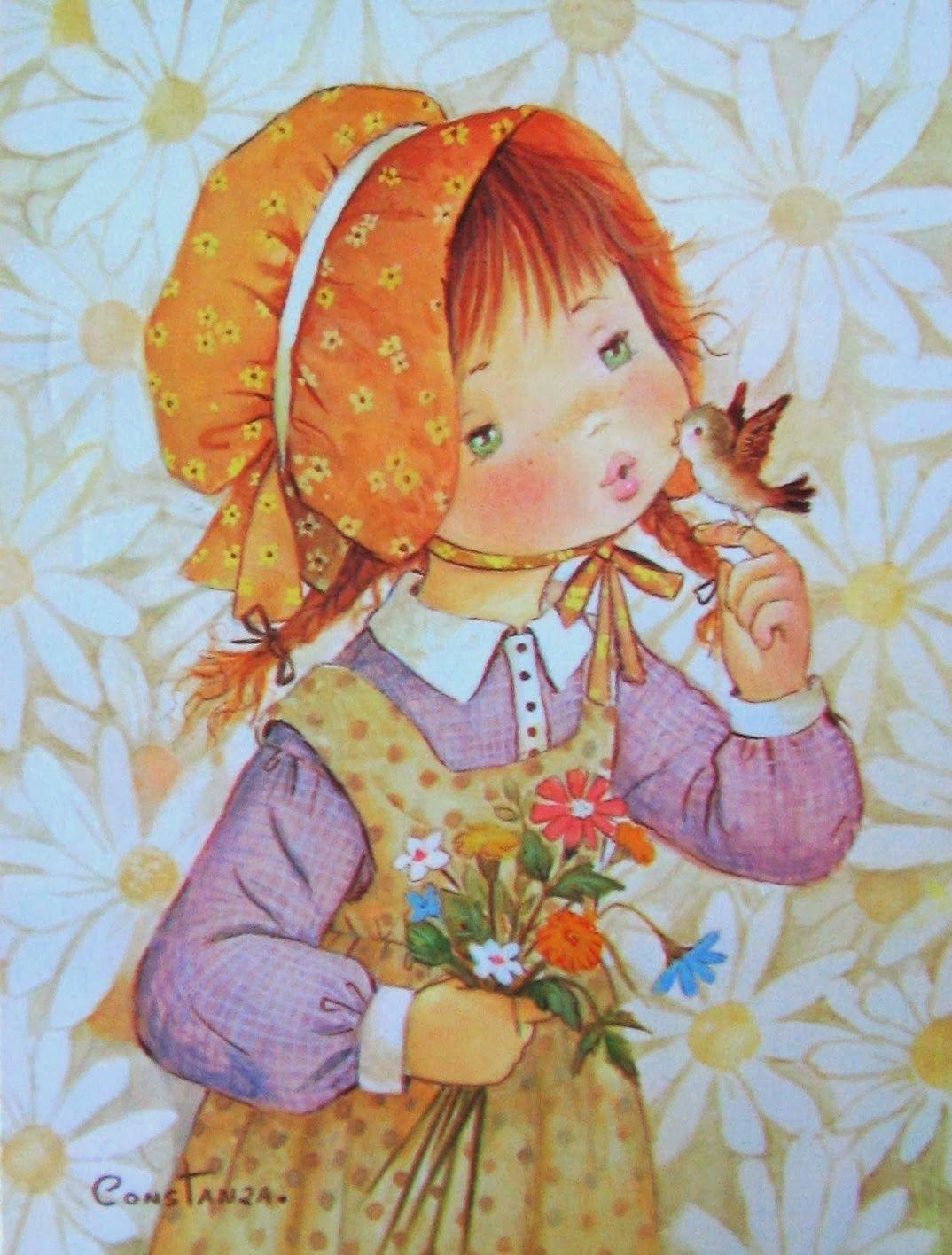 CONSTANZA | Sarah kay, Cute art, Cute pictures