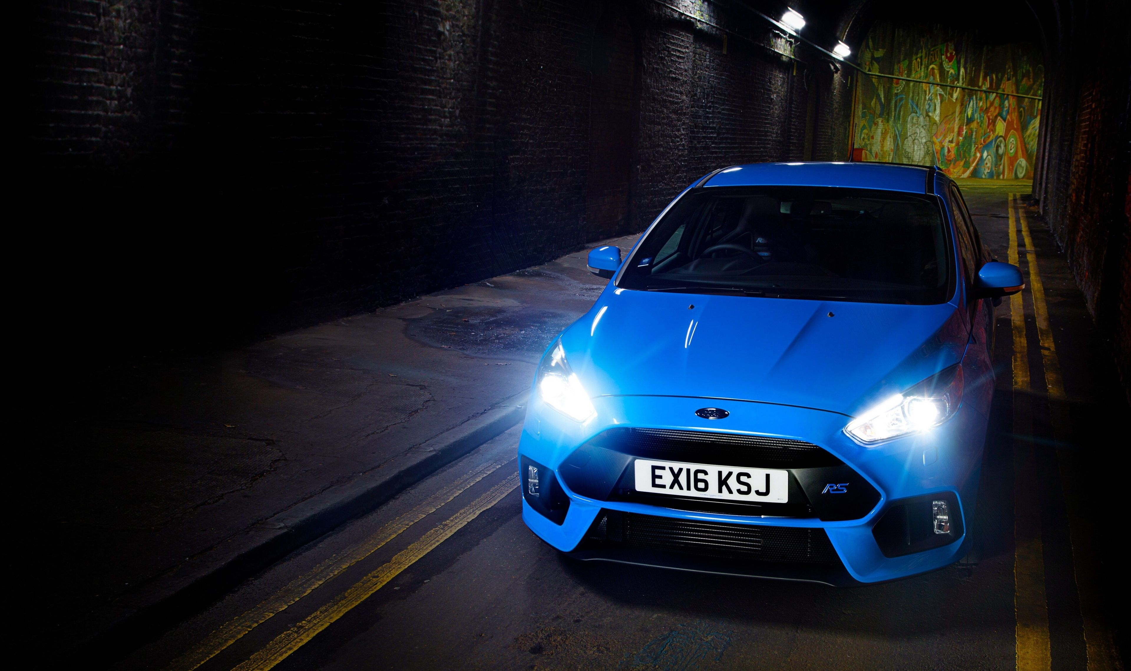 3840x2279 Ford Focus Rs 4k Macbook Wallpapers Hd
