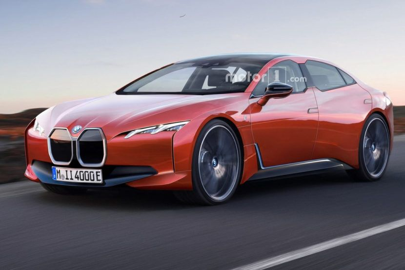 2021 Bmw I4 To Lead Bavarians Into Ev Expansion Bmw Latest Model Bmw New Cars Bmw Cars