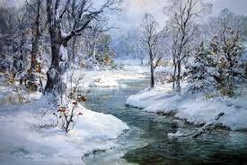 winter landscapes - Google претрага