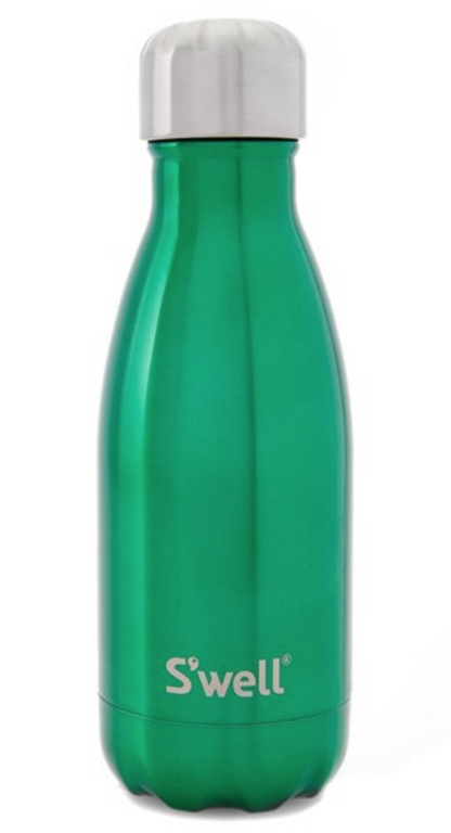 S Well Kelley Green Stainless Steel Water Bottle Bottle Water Bottle Stainless Steel Water Bottle