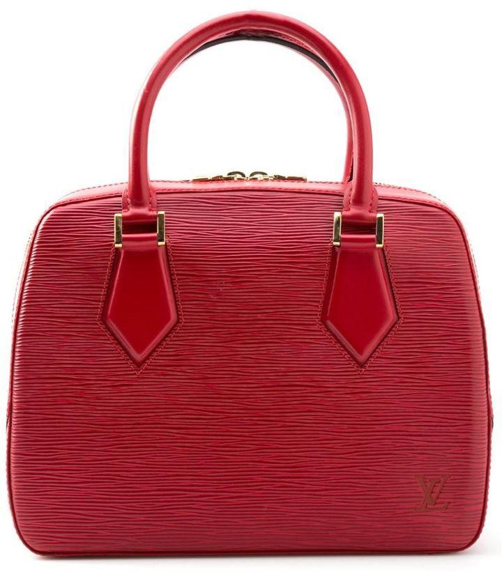 27da6f2113b Louis Vuitton Vintage  Sablon  bag on shopstyle.com   louis vuitton ...