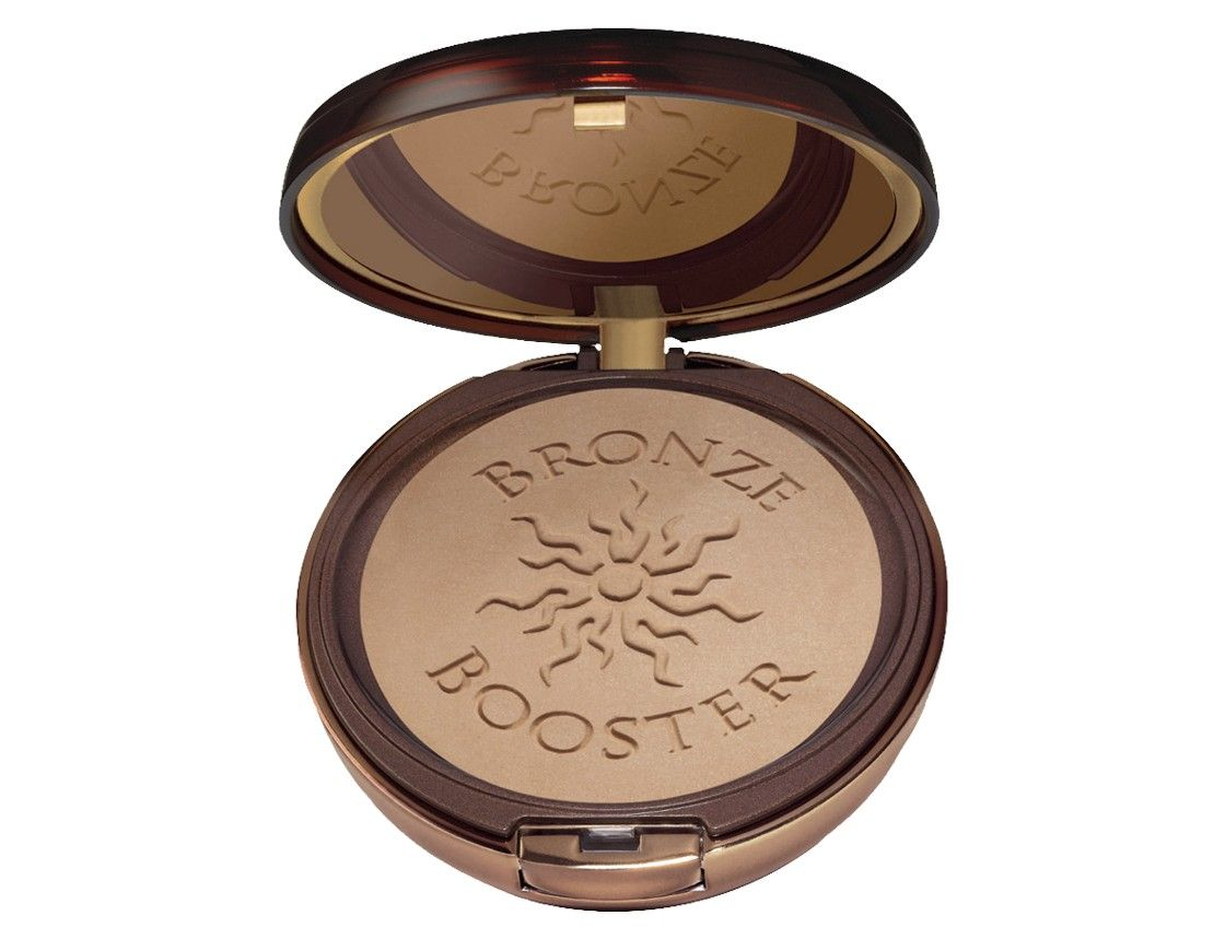 Physicians Formula Bronze Booster Glow - Enhancing Pressed Bronzer Light to Medium