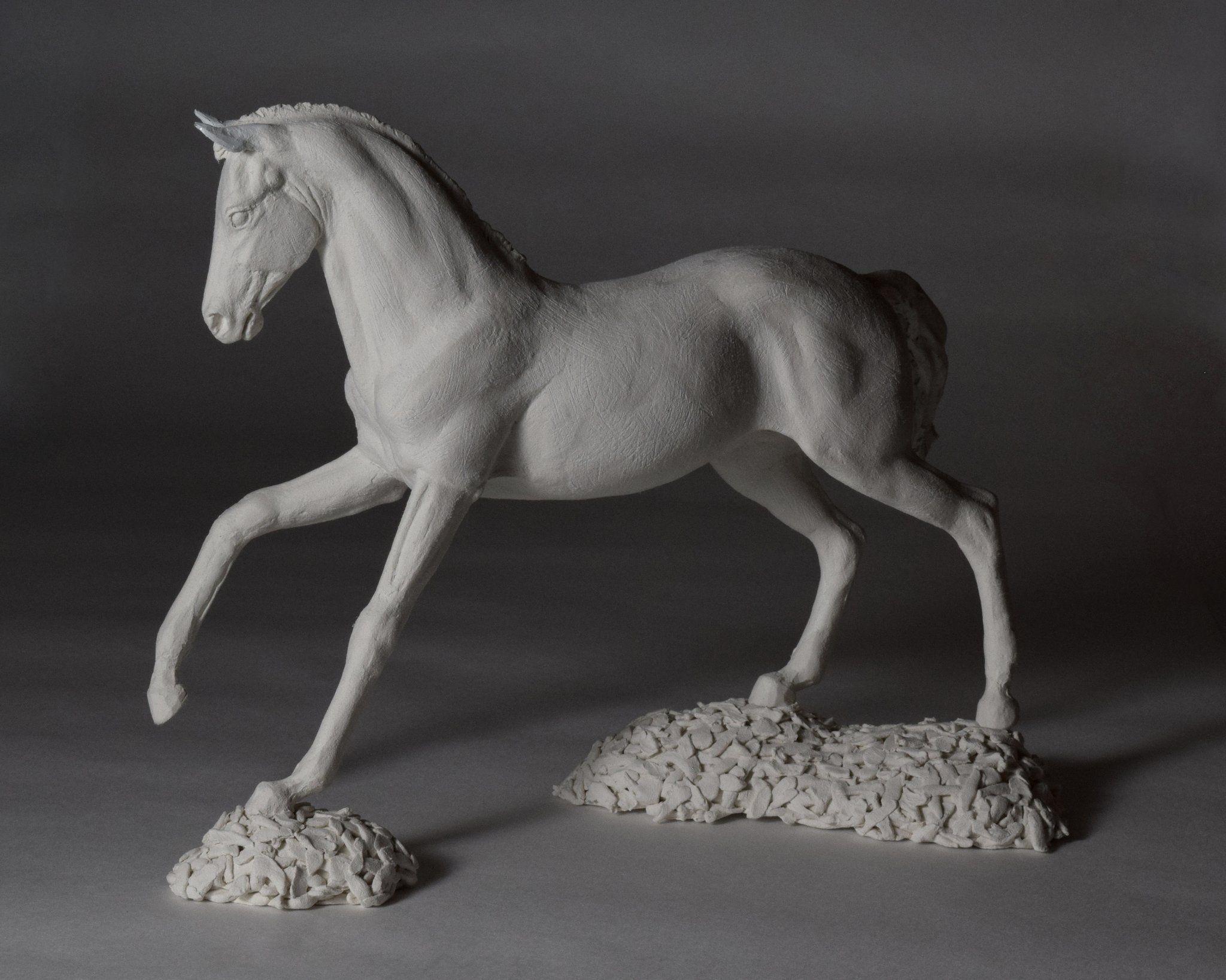 Sculpting Horses in Air Dry Clay Book Air dry clay, Dry