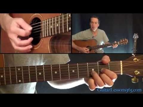 The Beatles - Something Guitar Lesson Pt.1 - All Chords, Rhythms ...