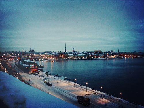 Södermalm, Stockholm, Sweden.