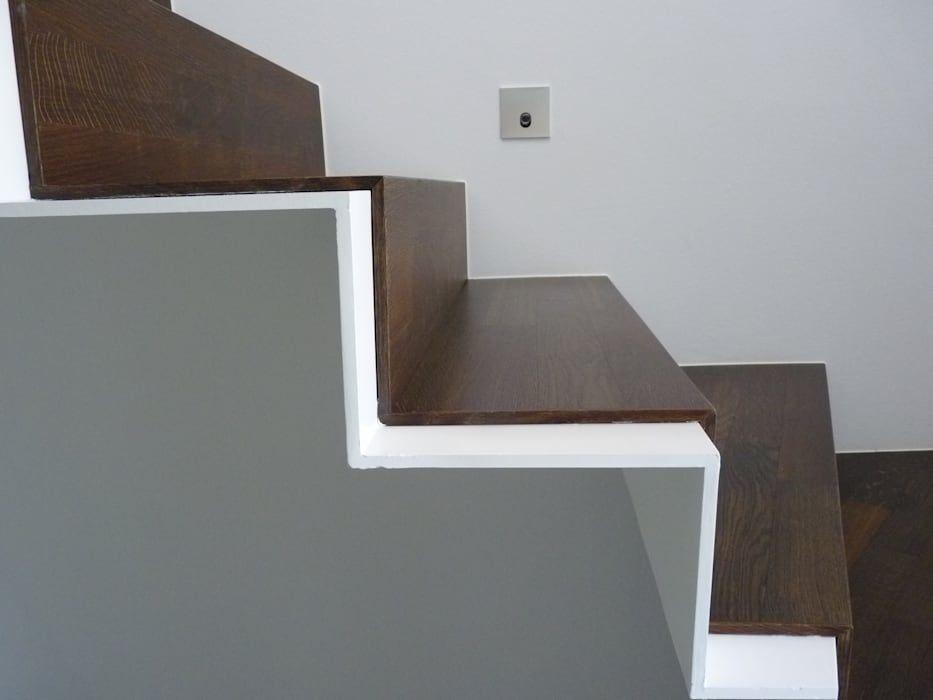 Falttreppe Moderner Flur Diele Treppenhaus Von Mussler Gesamtplan Gmbh Modern Homify Treppe Haus Deko Treppe Haus