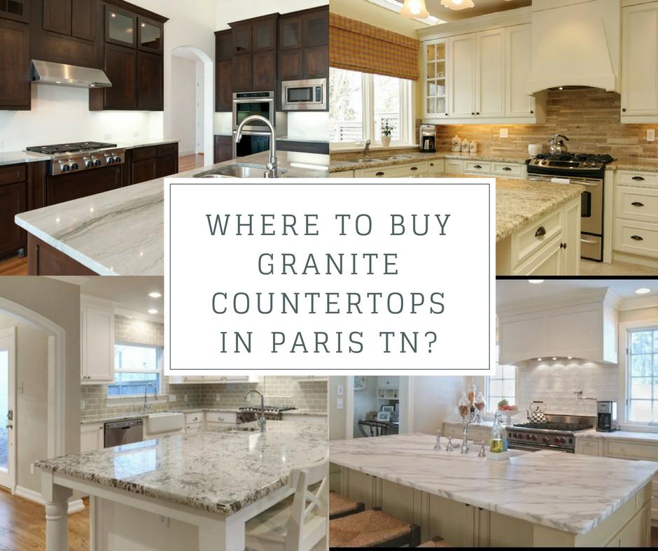 Where To Buy Granite Countertops In Paris Tn Https Www Empiregranitemarble Net Buy Granite Coun Granite Countertops Countertops Marble Countertops Kitchen