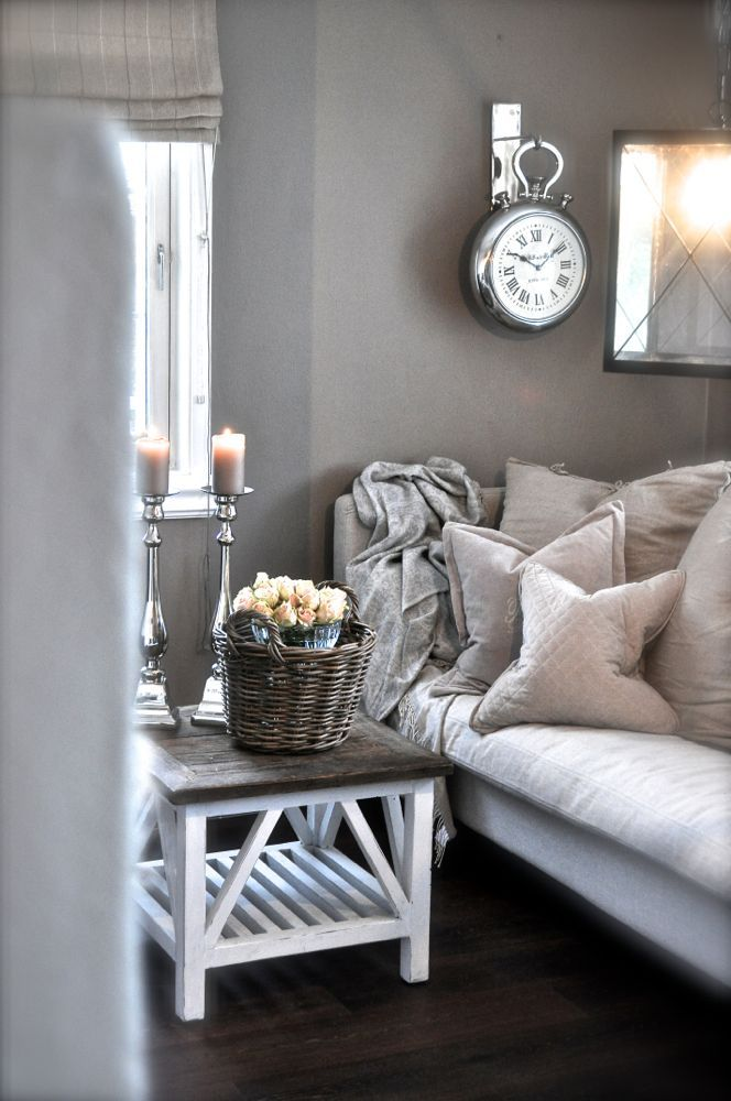 Wohnzimmer Dekoration (Villa Paprika) | LIVING at HOME | Pinterest ...