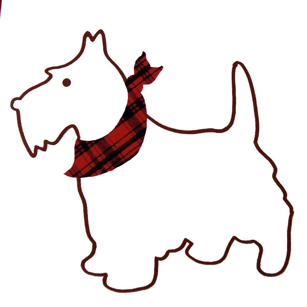 scottish terrier clip art cliparts co scottie stuff pinterest rh pinterest com
