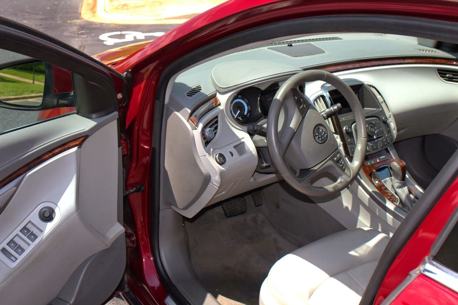 2010 Buick Lacrosse Cxl Fwd Buick Lacrosse Buick Lacrosse
