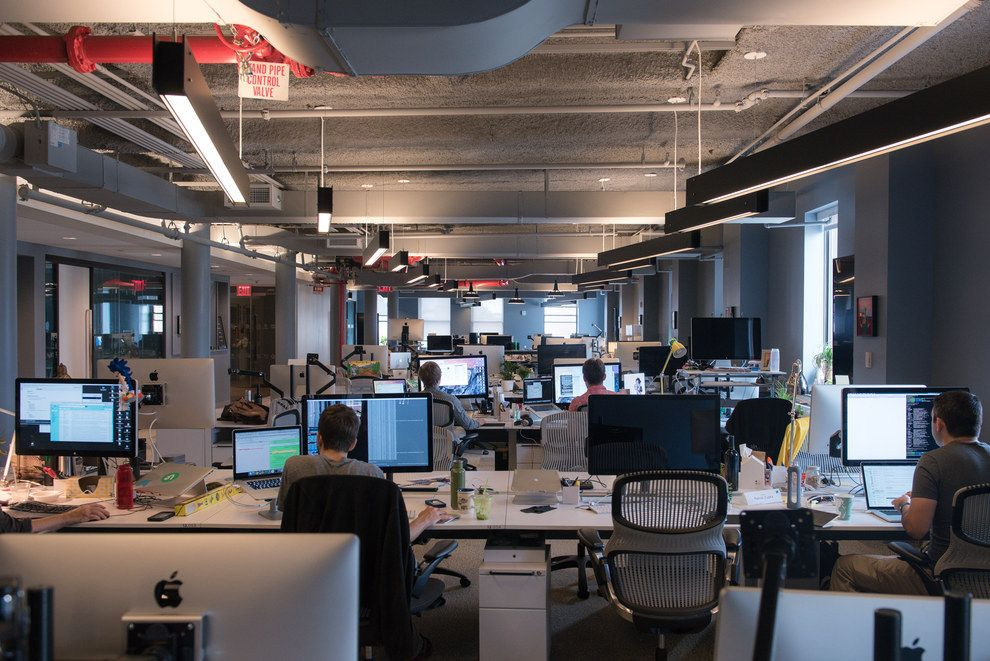 Exclusive First Look Into Twitter S New Office In New York City Telas