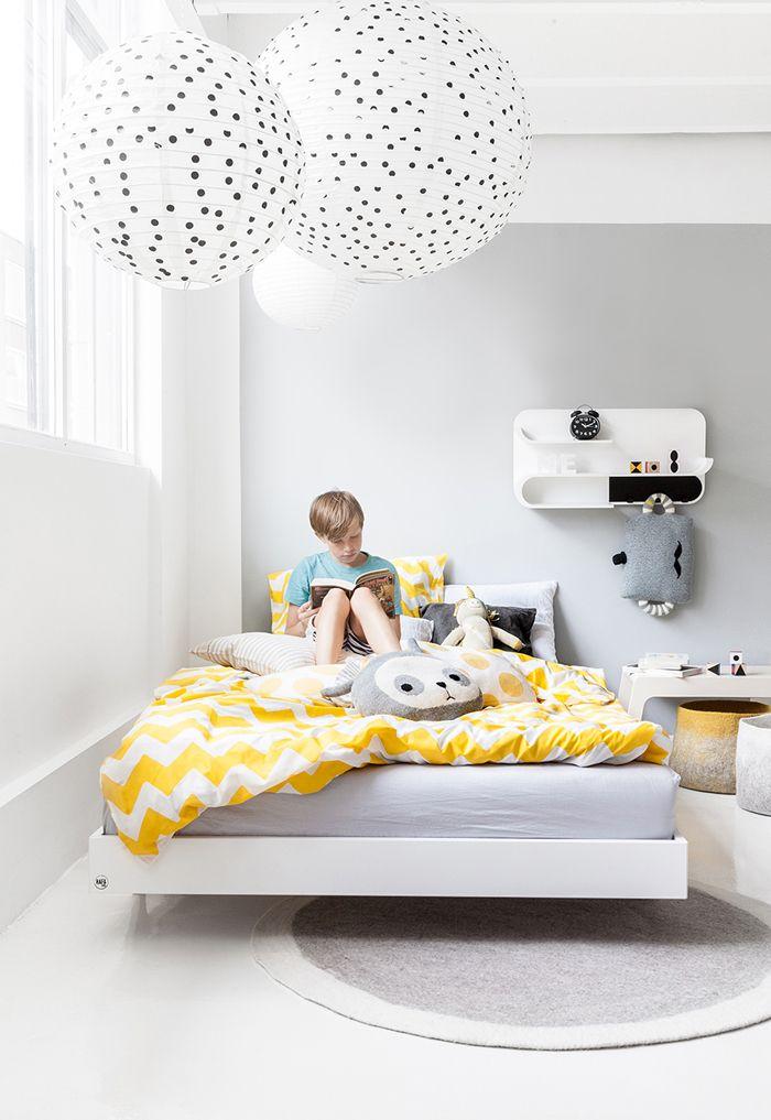 Room for siblings & Rafa-kids beds