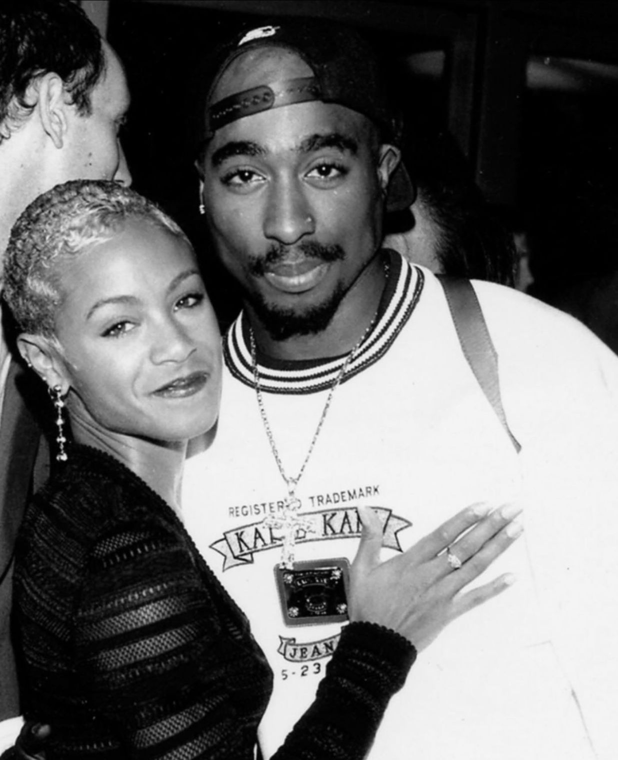 Pin by C Wilson on It's in my blood Tupac and jada