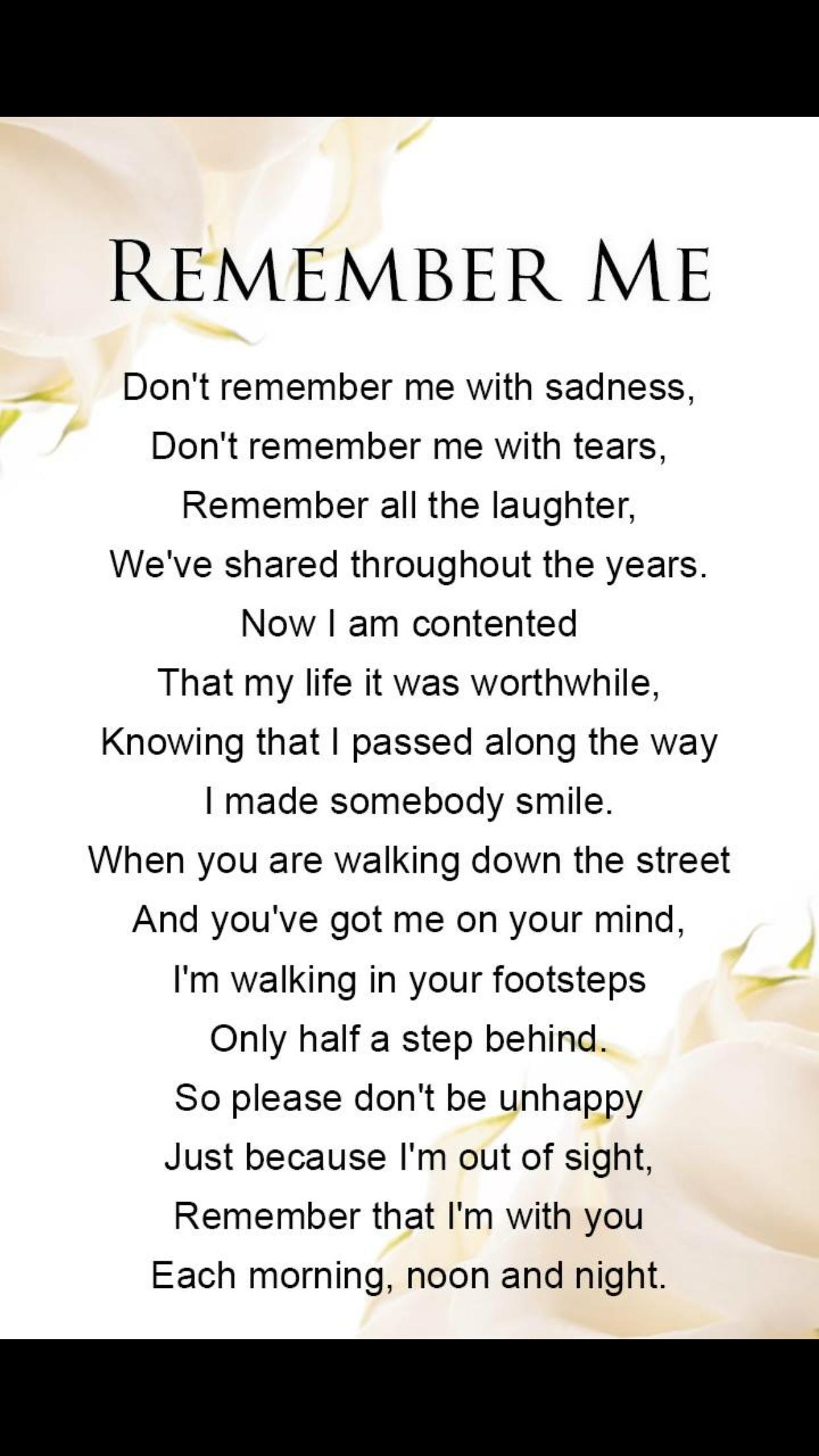 Een Inspirerende Tekst Je Kan Steunen Bij Het Verlies