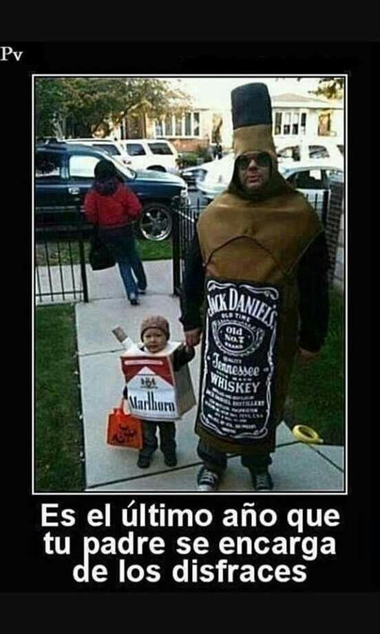 Pin De Miguel En Humor Chistes Risas Sarcasmo Retranca Sabiduria Popular Ironia 18 Disfraz Halloween Nina Halloween Divertido Humor Infantil