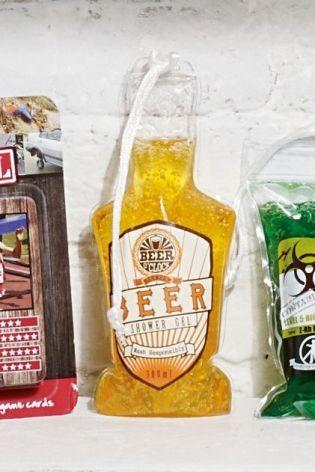 Beer Shower Gel from Next