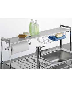 kitchen sink tidy storage premium quality stainless steel sink kitchen tidy 5991
