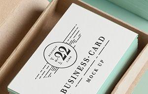 psd business card mockup 2 graphicburger com design pinterest
