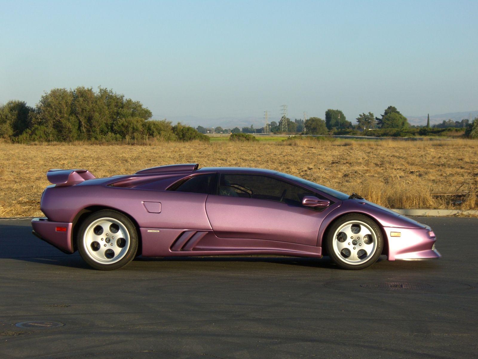 ¿Conocés todos los superdeportivos de Lamborghini?