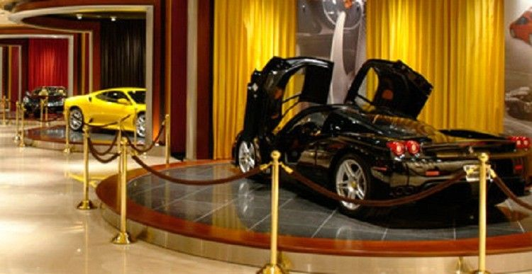 Penske Wynn Ferrari Showroom Las Vegas Ferrari Showroom Las Vegas Vegas