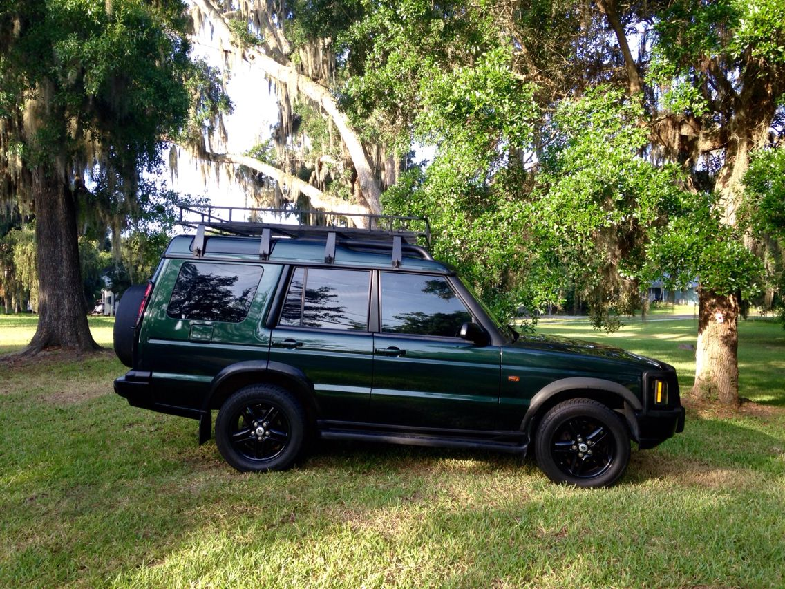 Ready For Camping Land Rover Discovery 2 Land Rover Discovery Land Rover