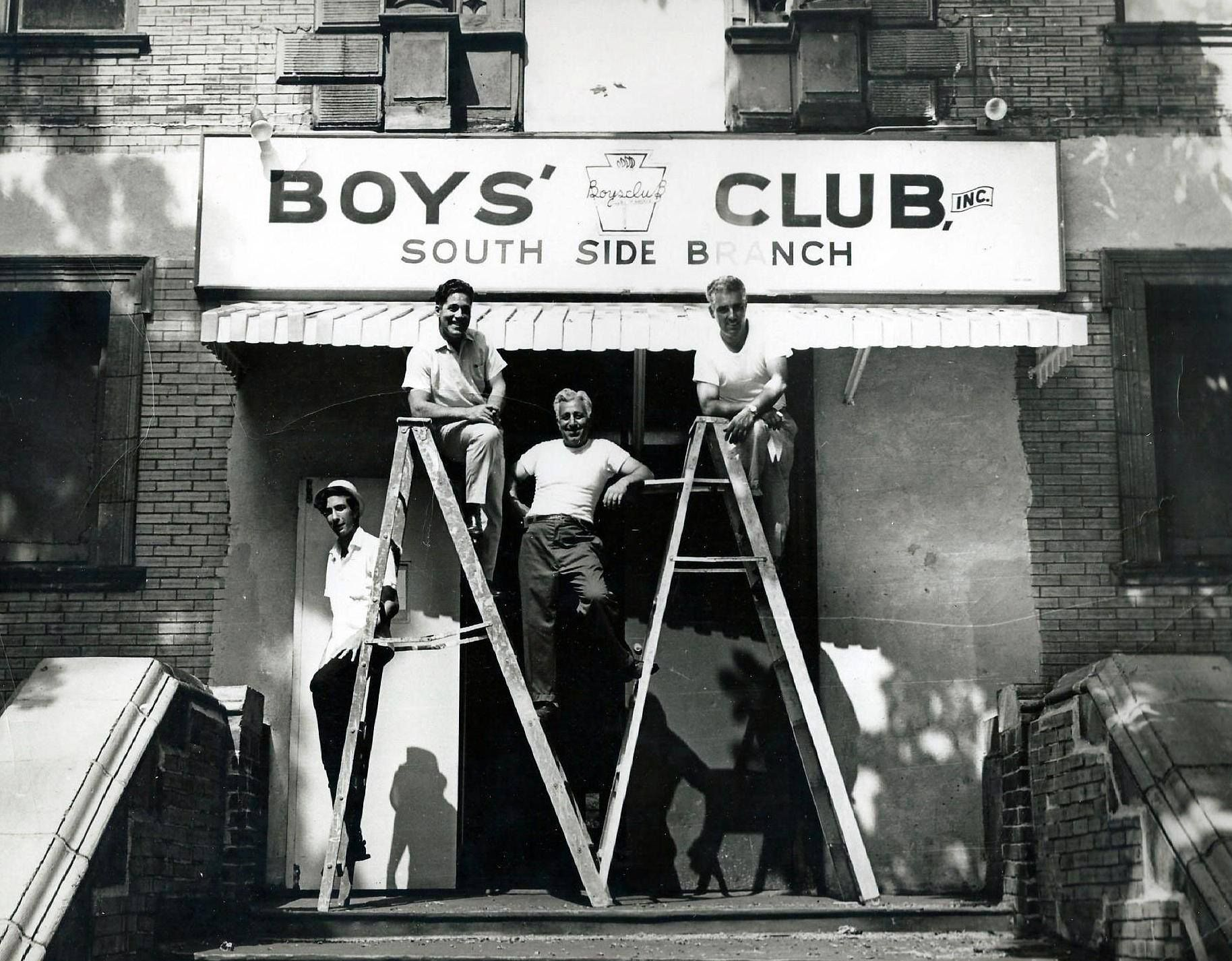 Boys Club South Side Branch New Rochelle Ny New Rochelle Hometown Interesting History