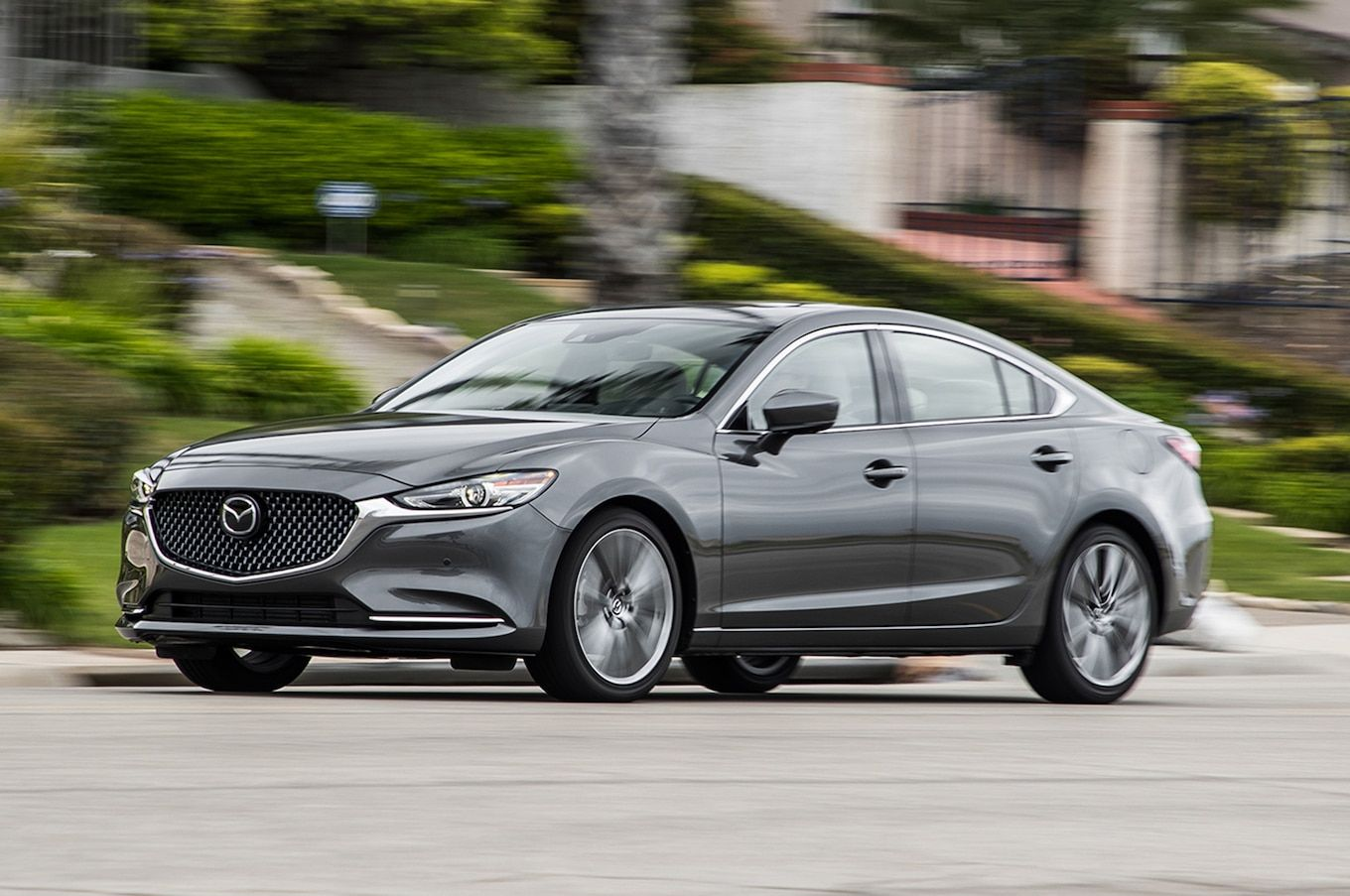 2018 Mazda6 Signature 2.5T First Test Review Mazda 6