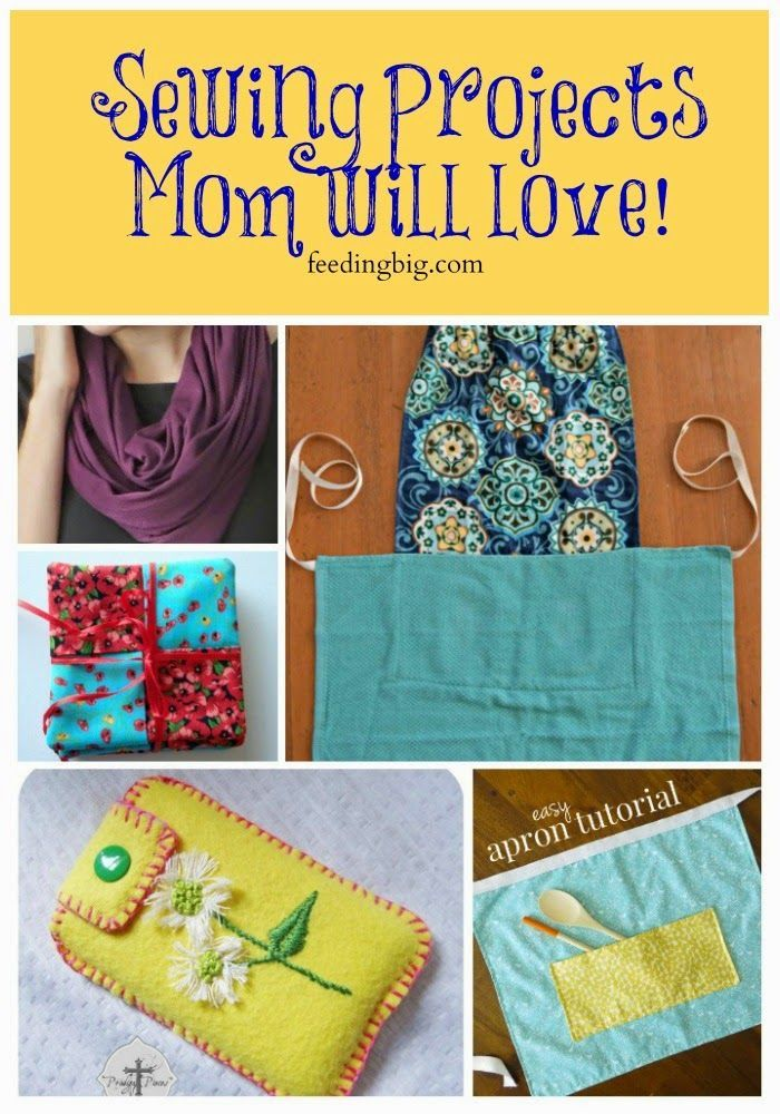 Sewing Projects Mom Will Love Treat Mom Special Diy Of Nerdiness