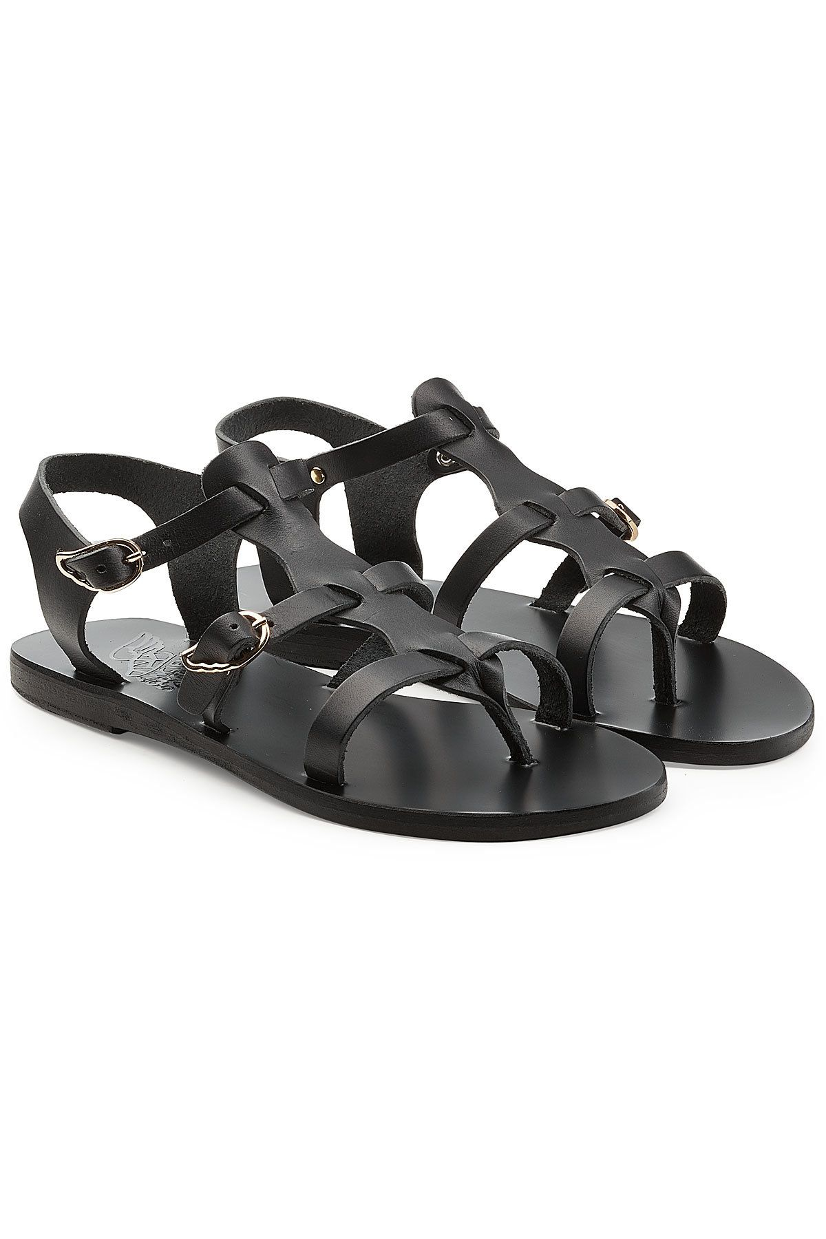 05a02b986 Ancient Greek Sandals Grace Kelly Leather Sandals