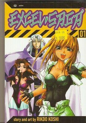 Excel Saga Vol 1 - Rikdo Koshi - English Manga - Viz Media #affilink #manga #mangalot #graphicnovels